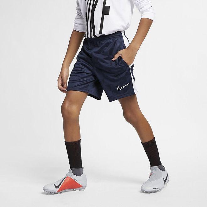 Afbeelding van Nike Breathe Academy Short Obsidian Kids