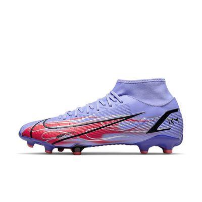 Foto van Nike Mbappe Mercurial Superfly 8 Academy FG