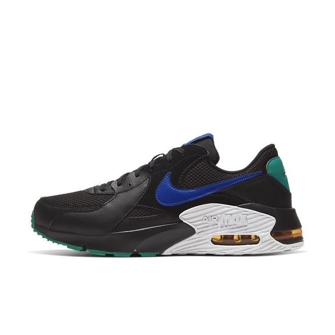 Afbeelding van Nike Air Max Excee Black Hyper Blue