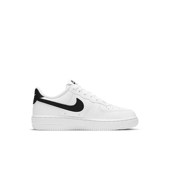 Afbeelding van Nike Force 1 Kids White Black
