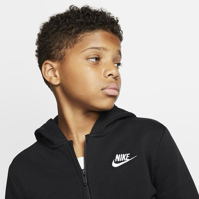 Afbeelding van Nike NSW Air Trainingspak Kids Black
