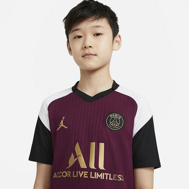 Afbeelding van Paris Saint-Germain 2020/21 Stadium 3e Voetbalshirt voor Kids