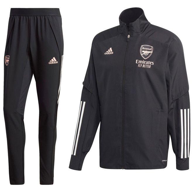 Afbeelding van Arsenal Ultimate Presentatiepak Black
