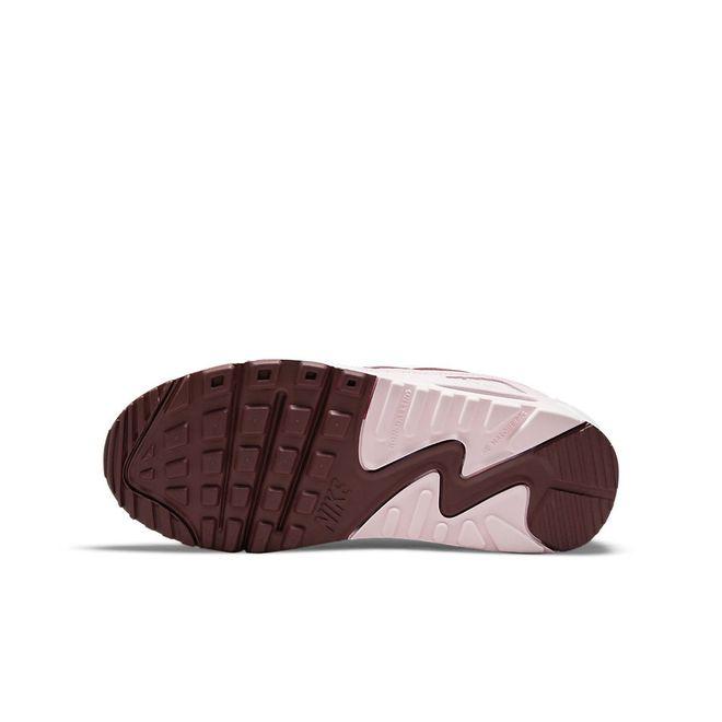 Afbeelding van Nike Air Max 90 Kids Leather White Pink Foam