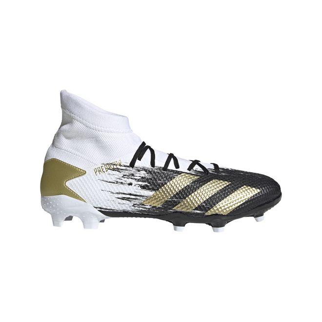 Afbeelding van Adidas Predator 20.3 FG White Gold