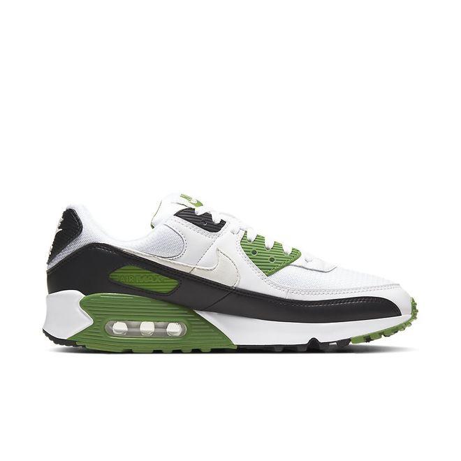 Afbeelding van Nike Air Max 90 White Cholorophyll