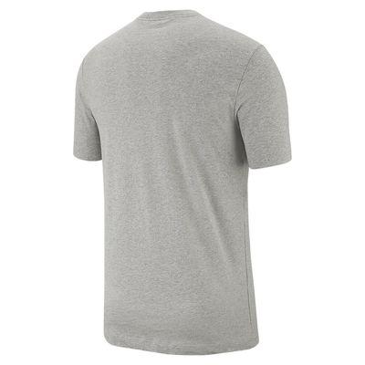 Foto van Nike Sportswear Club T-Shirt Dark Grey Heather
