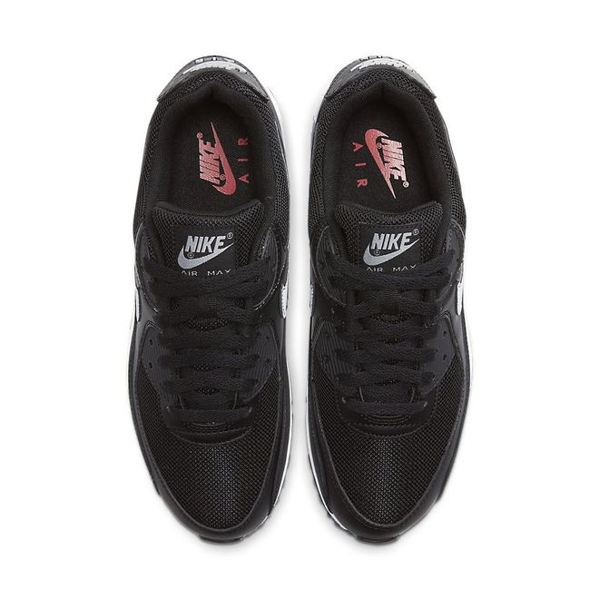 Afbeelding van Nike Air Max 90 Black University Red