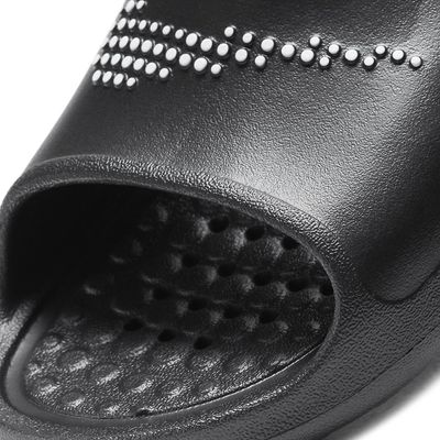 Foto van Nike Victori One Slipper Black