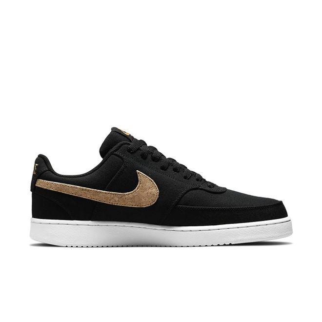 Afbeelding van Nike Court Vision Low Black Twine