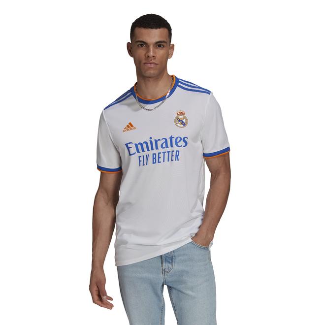 Afbeelding van Real Madrid Thuisshirt White