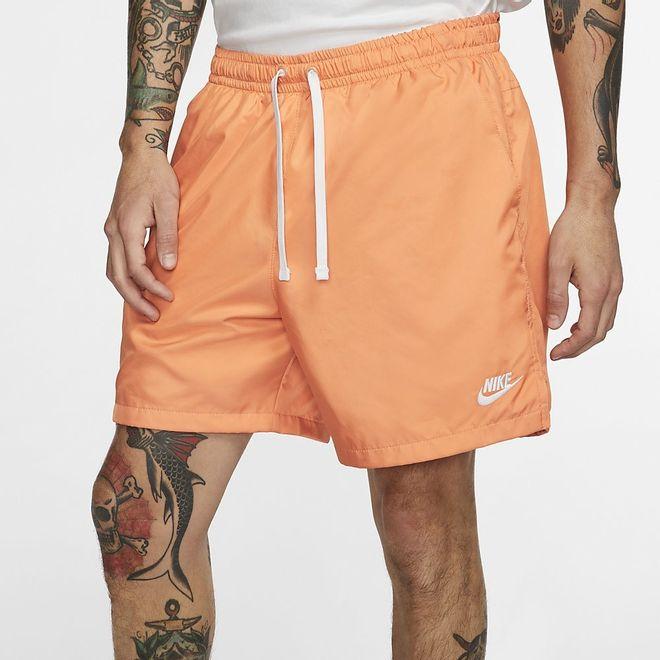 Afbeelding van Nike Sportswear Short Orange Trance