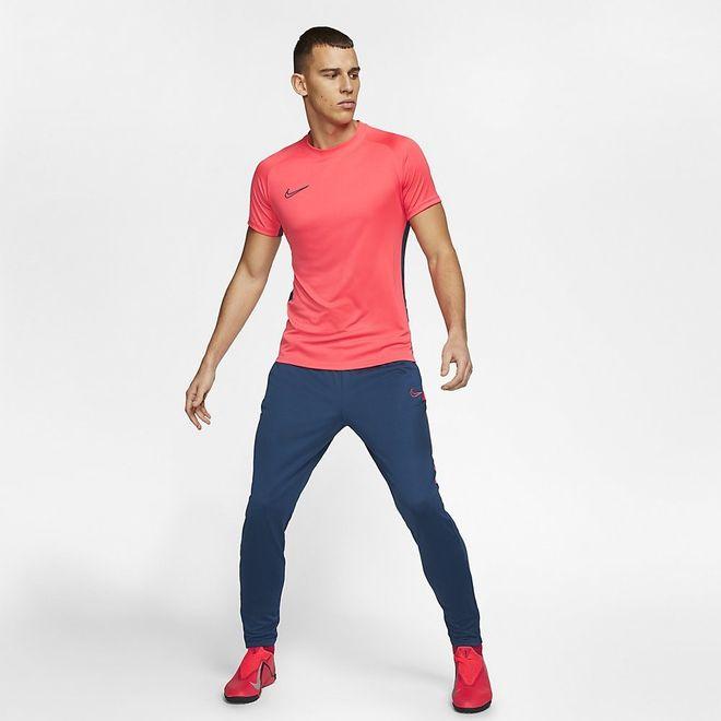Afbeelding van Nike Dry Academy Top SS Laser Crimson