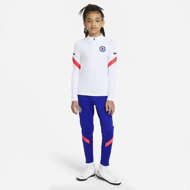Afbeelding van Chelsea FC Strike Set Kids White