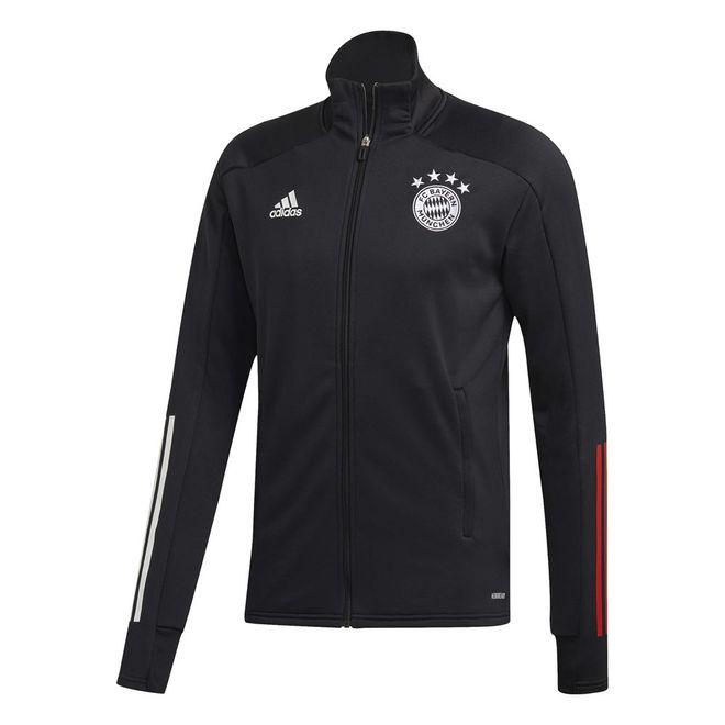 Afbeelding van FC Bayern München Trainingspak Black