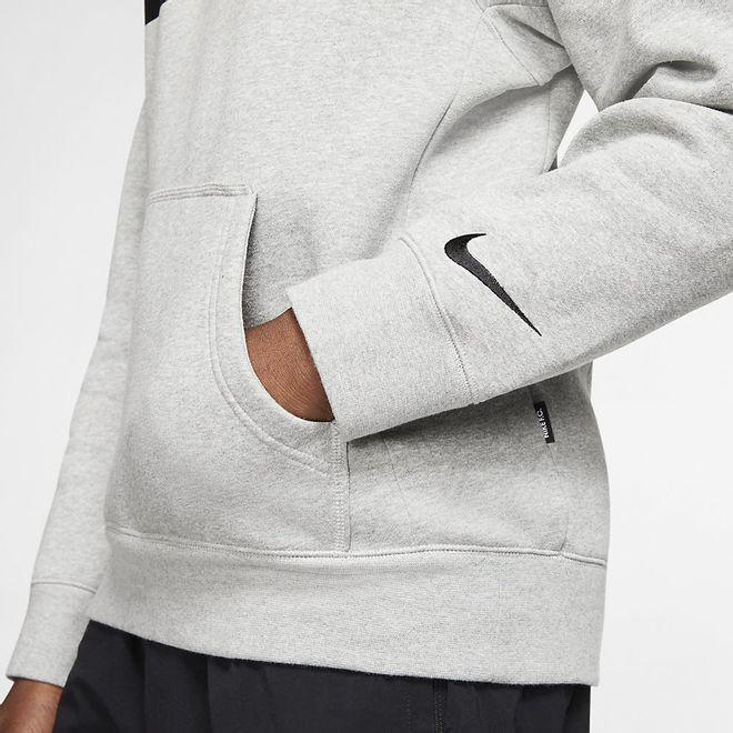 Afbeelding van Nike F.C. Hoodie Dark Grey Heather