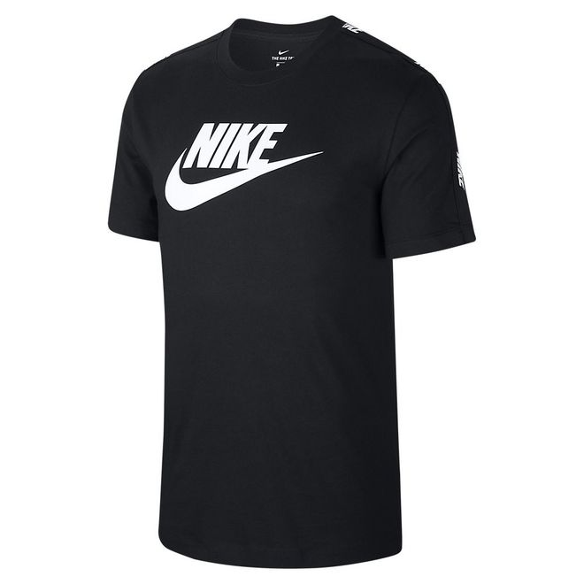 Afbeelding van Nike Sportswear Hybrid T-Shirt Black