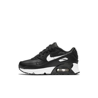 Foto van Nike Air Max 90 Kids Black White