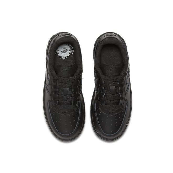 Afbeelding van Nike Air Force 1 Kids Black
