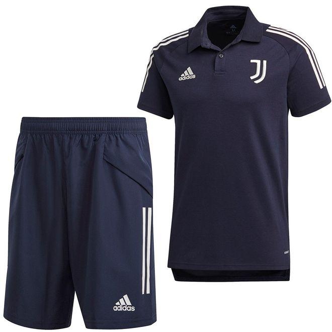 Afbeelding van Juventus Polo Set Legend Ink