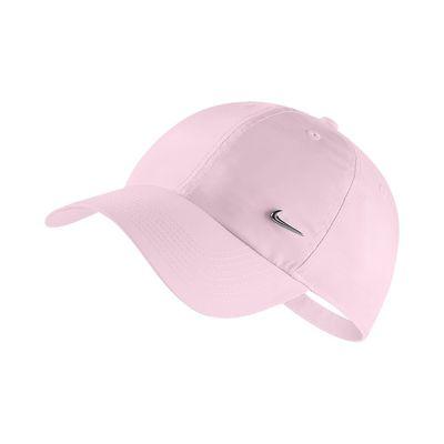 Foto van Nike Metal Swoosh H86 Cap Pink Foam