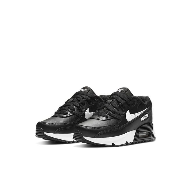 Afbeelding van Nike Air Max 90 Kids Black White