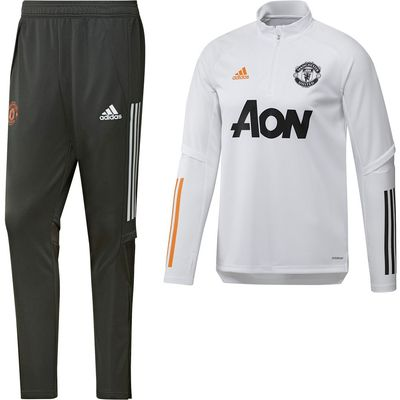 Foto van Manchester United Trainingsset White