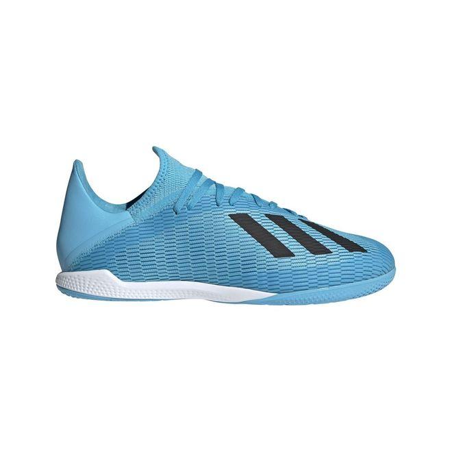 Afbeelding van Adidas X 19.3 IC Bright Cyan