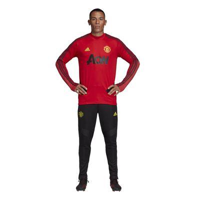 Foto van Manchester United Trainingsset Collegiate Red
