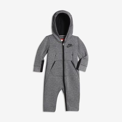 Foto van Nike Sportswear Tech Fleece Infants Carbon Heather