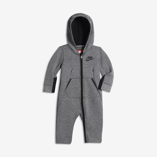 Afbeelding van Nike Sportswear Tech Fleece Infants Carbon Heather