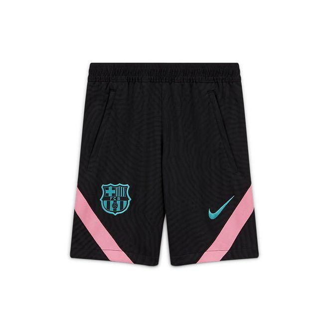 Afbeelding van FC Barcelona Warming-up Set Kids New Green