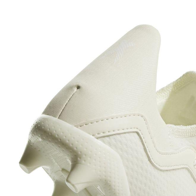 Afbeelding van Adidas X 18.3 FG Kids Wit