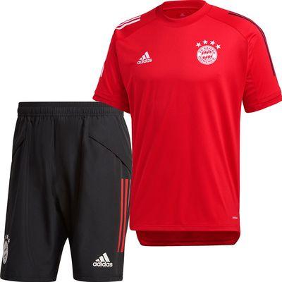 Foto van FC Bayern München Zomerset FCB True Red