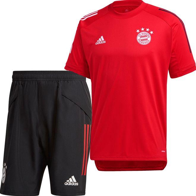 Afbeelding van FC Bayern München Zomerset FCB True Red
