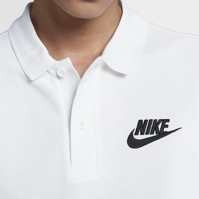 Afbeelding van Nike Sportswear Polo White