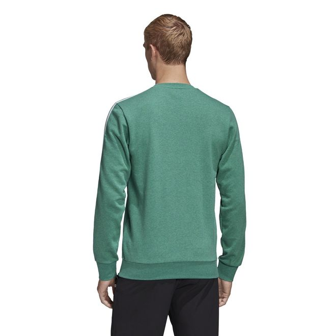 Afbeelding van Adidas Essentials 3 Stripes Sweatset College Green