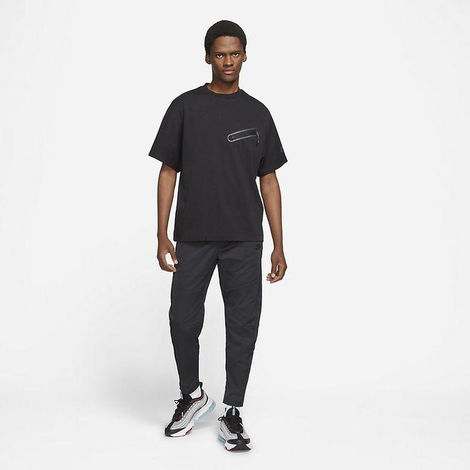 Afbeelding van Nike Sportswear Dri-FIT Tech Essentials Shirt Black