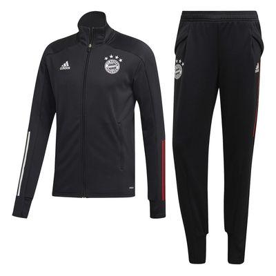 Foto van FC Bayern München Trainingspak Black