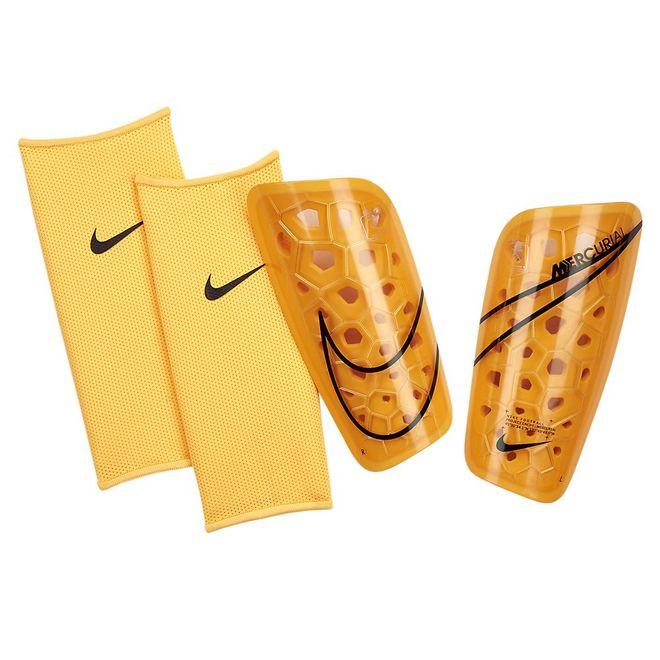 Afbeelding van Nike Mercurial Lite Scheenbeschermers Laser Orange