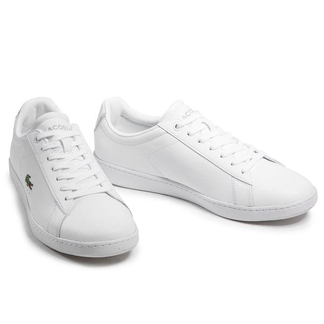 Afbeelding van Lacoste Carnaby Bl21 1 SMA Sneaker White