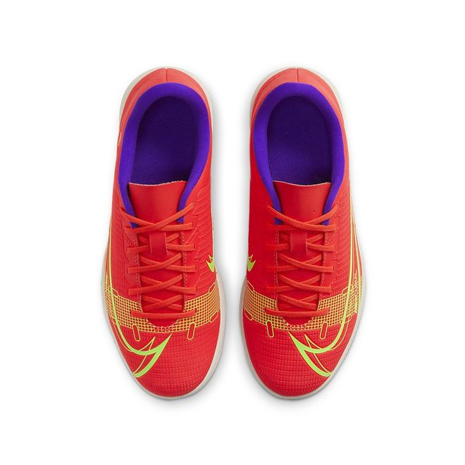 Afbeelding van Nike Mercurial Vapor 14 Club IC Kids Bright Crimson
