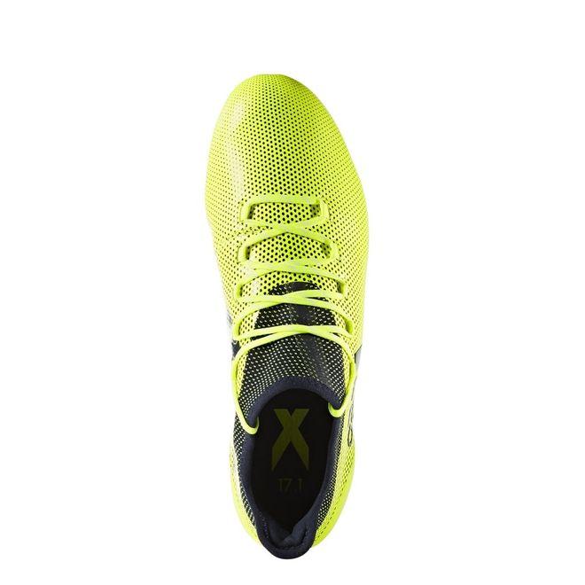 Afbeelding van Adidas X 17.1 Geel-Zwart FG