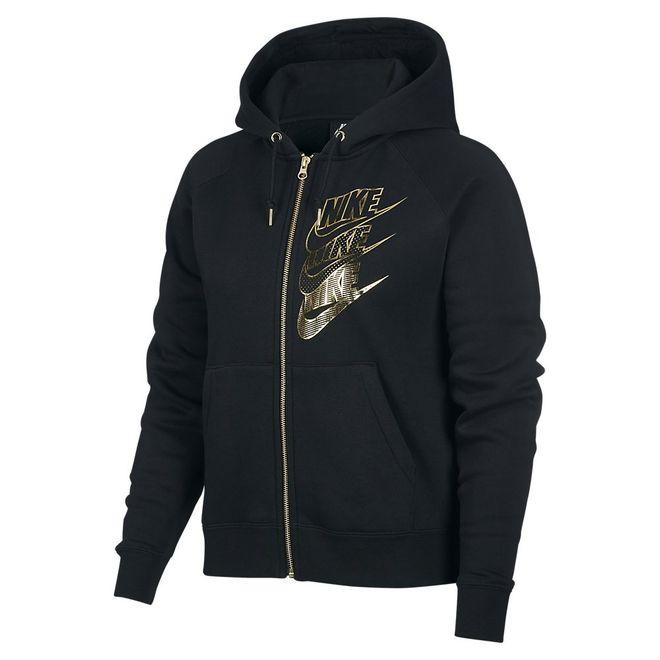 Afbeelding van Nike Sportswear Women Hoodie FZ BB Shine