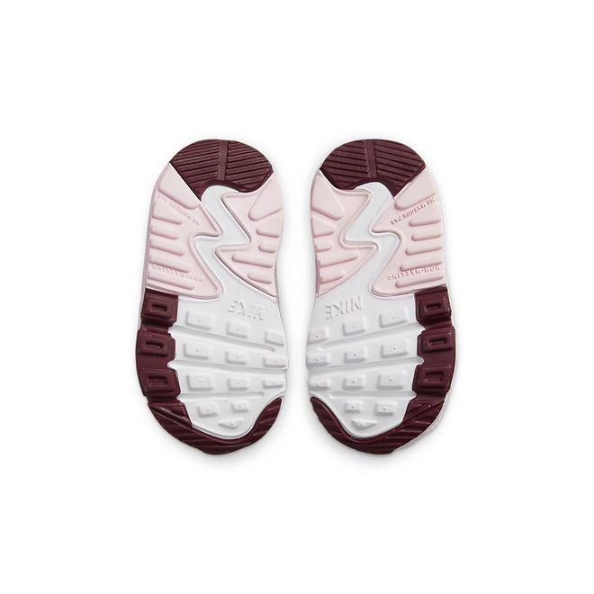 Afbeelding van Nike Air Max 90 Kids White Pink Form