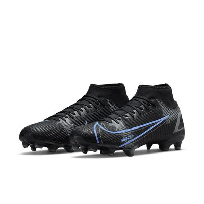 Foto van Nike Mercurial Superfly 8 Academy FG Black Iron Grey