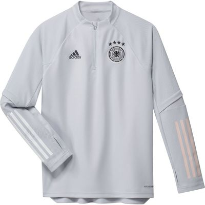 Foto van DFB Duitsland Training Set Kids Clear Grey