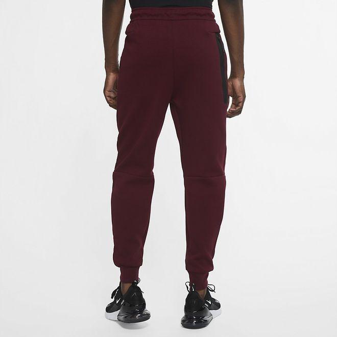 Afbeelding van Nike Tech Fleece Pant Dark Dark Beetroot