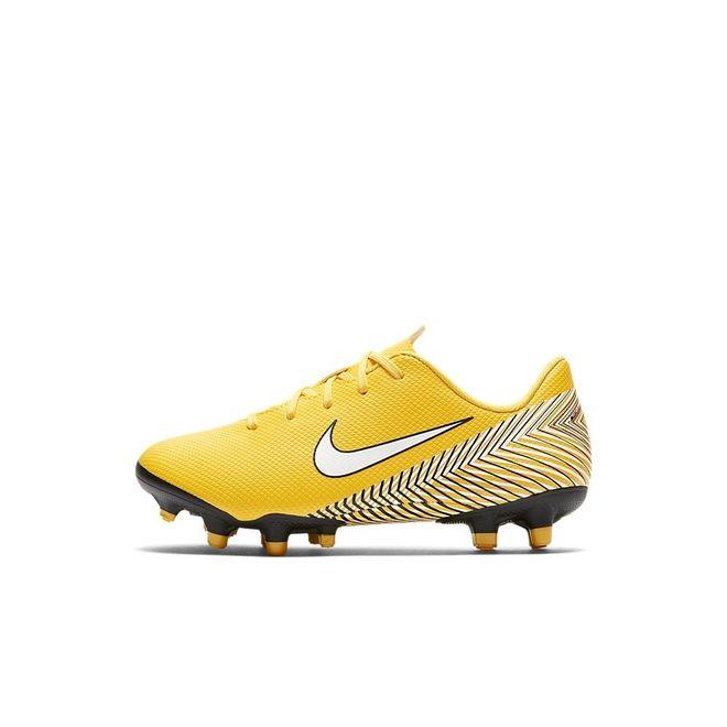 Afbeelding van Nike Vapor XII Academy Neymar MG Kids Geel