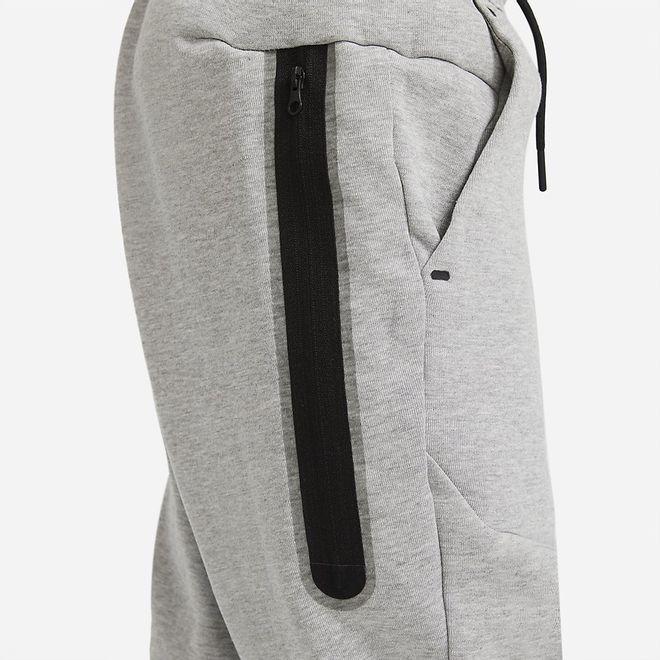 Afbeelding van Nike Sportswear Tech Fleece Pant Kids Dark Grey Heather